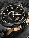 Bărbați Copii Ceas Sport Ceas Militar Ceas Elegant Ceas La Modă Ceas de Mână Ceas Brățară Piloane de Menținut Carnea Quartz JaponezLED