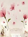 Floral Stickers muraux Autocollants avion Autocollants muraux decoratifs,Vinyle Materiel Decoration d\'interieur Calque Mural