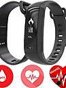 pouls intelligent pression arterielle frequence cardiaque de bande metre montre bracelet de fitness smartband pour ios android