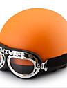 Casque de moto casque de voiture electrique harley casques casques a demi-visage