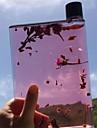 Transparente Minimalisme Articles pour boire, 420 ml Conception Ergonomique Plastique jus Eau Verres & Tasses Pour Usage Quotidien