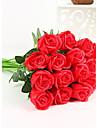 4.0 Gren Polyester Plast Roser Bordsblomma Konstgjorda blommor