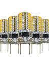 3W G8 Becuri LED Bi-pin T 64 SMD 3014 200-300 lm Alb Cald Reglabil Decorativ V 5 bc