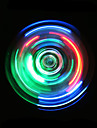 Spinner antistres mână Spinner Jucarii Tri-Spinner Plastic EDCIluminat LED Lumină LED Focus Toy Ameliorează ADD, ADHD, anxietate, autism