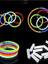 Iluminat LED Jucării Novelty 100 Carnaval Halloween Mascaradă Plastic