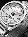 Bărbați Ceas Sport Ceas Militar Ceas Elegant Ceas La Modă Ceas de Mână Ceas Brățară Ceas Casual Japoneză QuartzRezistent la Apă Punk Mare