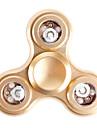 Spinner antistres mână Spinner Jucarii Tri-Spinner Metal EDCStres și anxietate relief Birouri pentru birou Ameliorează ADD, ADHD,