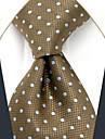 Bărbați Toate Sezoanele Vintage Draguț Petrecere Birou Casual Celofibră,Cravată