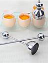 1 Bucată Other For pentru ou Pentru ustensile de gătit Oțel Inoxidabil Multifuncțional Bucătărie Gadget creativ