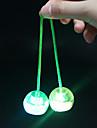Eclairage LED Soulage le Stress Nouveautes & Farces Circulaire Plastique Tissu Le gel de silice