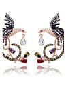 Pentru femei Cercei Bijuterii Design Unic Euramerican costum de bijuterii La modă Zirconiu Aliaj Bijuterii Bijuterii Pentru Nuntă Zi de