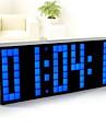 Numerique Plastique Reveil,LED