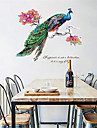 Animale #D Perete Postituri Autocolante perete plane Autocolante de Perete Decorative Material Pagina de decorare de perete Decal