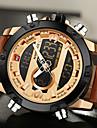 NAVIFORCE Bărbați Ceas Sport Ceas Militar Ceas La Modă Ceas de Mână Unic Creative ceas Ceas Casual Ceas digital JaponezăQuartz Piloane de