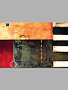 Pictat manual Abstract Orizontal,Artistic Un Panou Canava Hang-pictate pictură în ulei For Pagina de decorare
