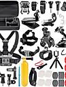 Kit Accessoires Triangle Exterieur Pliable Vissez-le Ajustable Elastique Auto-Adhesives PourTous les appareils d\'action Tous Xiaomi