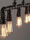 Lumini pandantiv ,  Tradițional/Clasic Vintage Felinar Țara Retro Vopsire Caracteristică for Stil Minimalist MetalSufragerie Dormitor