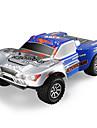 WL Toys A969-B Buggy 1:18 Motor electric cu Perii RC Car 70 2.4G Gata-de-drum 1 x Manual 1 x Încărcător 1 x RC auto