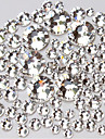 14400 Manucure De oration strass Perles Maquillage cosmetique Nail Art Design