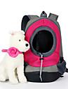 Pisici Câine Portbagaje & rucsacuri de călătorie Animale de Companie  Coșuri Mată Portabil Respirabil Galben Rosu Verde Albastru Roz