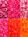 aproximativ 500pcs / sac de 5 mm margele Perler fuziona margele margele HAMA safty eva materiale pentru copii (asortate b8-B16)