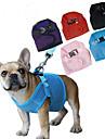Câini Hamuri Ajustabile/Retractabil / Respirabil Solid Roșu / Negru / Albastru / Roz / Mov Plasă