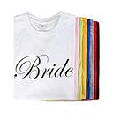 nevěsta Dárky Piece / Set oděvy kouzlo Klasické Moderní Svatba 100% bavlna Nepřizpůsobeno oděvy Červená Bílá Modrá Černá
