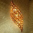 umjetničke kristalima zid svjetlosti sa 3 svjetla