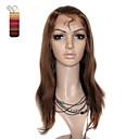 puna čipke srednje dugim Yaki ravne 100% Indija reme kosa vlasulja više boja koje možete izabrati