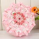 Pink luk i promašaj biser nadmašuje ostale tortu slice box (set od 10)