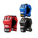 doigt court gants de boxe 10 oz (couleurs aléatoires) (taille moyenne)