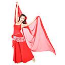 ballroom dancewear kristalima pamuk trbuh outfit natrontati za dame više boja