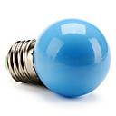 E26/E27 0.5W High Power LED 50 LM Blue G45 LED Globe Bulbs V