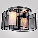 Max 40W Flush Mount ,  Modern/Comtemporary Electroplated svojstvo for Mini Style Metal Living Room / Dining Room / Hallway