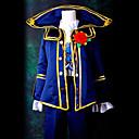 Inspirirana Vocaloid KAITO Video igra Cosplay Kostimi Cosplay Suits Kolaž Plava Top