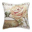 国バラは装飾的な枕カバーを印刷