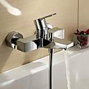 Sprinkle® slavine za kadu Centerset / Wall Mount with Krom Single Handle Two Holes