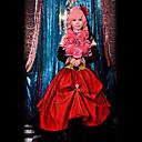 Inspirirana Vocaloid Megurine Luka Video igra Cosplay nošnje Cosplay Suits Kolaž Crvena Top