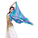 Performance Dancewear Colorful Tulle Belly Dance Veils For Ladies