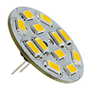 6W G4 LED reflektori 12 SMD 5730 570 lm Toplo bijelo DC 12 V