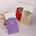 """Non-personalizaton Zamotajte & Pocket Vjenčanje Pozivnice Poziv Uzorak-1 Piece / Set Classic Style Kartica papira8 ½ """"x 4 ½"""" (21,5 *"""