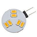 2W G4 LED2本ピン電球 6 SMD 5630 160 lm 温白色 AC 12 V