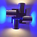LED / Mini styl / Včetně žárovky Flush nástěnných svítidel montované,Moderní/Současné LED Zintegrowane Kov