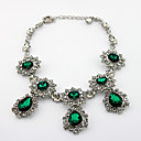 Ladies'/Women's Alloy Necklace Anniversary/Birthday/Party/Daily/Special Occasion/Causal Rhinestone