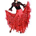 Performanse Dancewear viskoza sa šljokicama suvremeni ples Suknja za žene