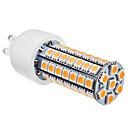 6W G9 LEDコーン型電球 T 63 SMD 5050 550 lm 温白色 交流220から240 V
