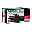 Disposable Black Nitrile Gloves Small Size