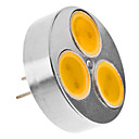 G4 4W 330-370LM 3000-3500K Warm Bijela Light LED Spot žarulja (12V)