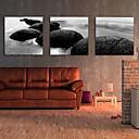 plátno Set Krajina Moderní Tradiční,Tři panely Horizontálně Tisk Art Wall Decor For Home dekorace