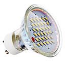 4W GU10 LED reflektori MR16 36 SMD 3014 280 lm Toplo bijelo AC 220-240 V